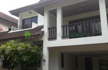 Sukhumvit-Phrom Phong, Phrom Phong, Bangkok, Thailand, 4 Bedrooms Bedrooms, ,5 BathroomsBathrooms,House,For Rent,Sukhumvit-Phrom Phong,244